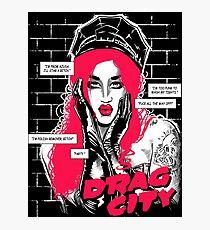 Drag City - Adore Delano Photographic Print