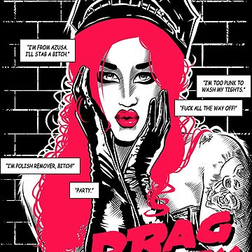 Drag City - Adore Delano by GillesBone