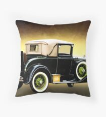 Vehicle Throw Pillow