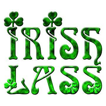Irish Lass by izmet