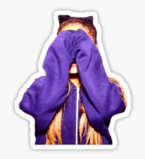 Ariana Grande sticker cute  Sticker