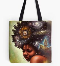 The Universe Within Us Tote Bag