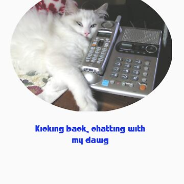 Chewie Chatting by kateilles