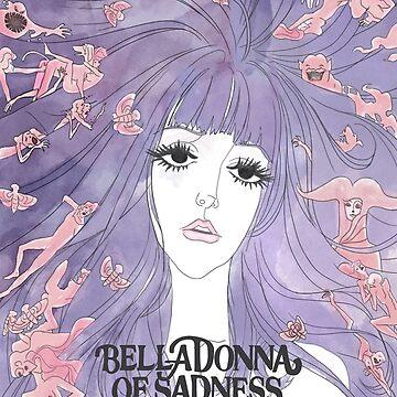belladonna of sadness by Reptobysmal