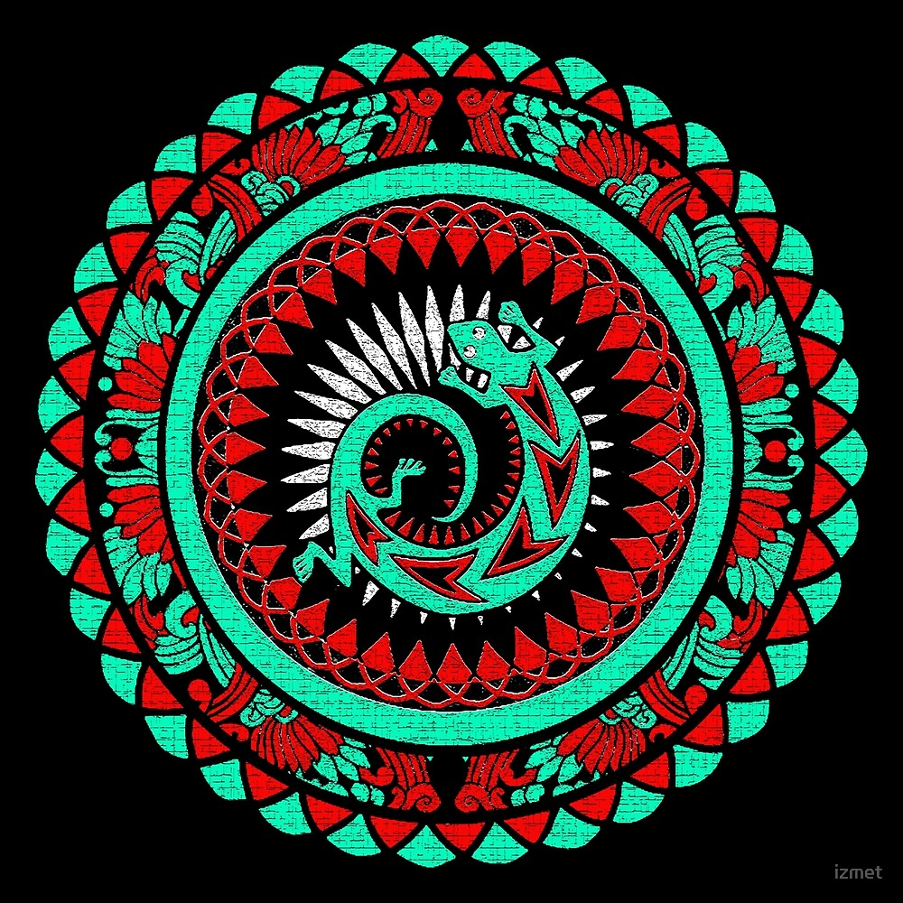 Lizard Mandala by izmet