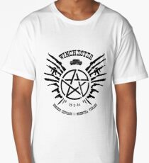 Winchester Coat of Arms Long T-Shirt
