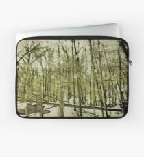 Into the Woods Part Deux Laptop Sleeve