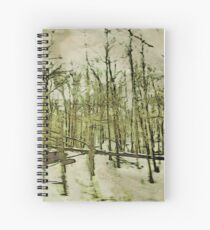 Into the Woods Part Deux Spiral Notebook