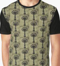 Bare Bones Parachute Graphic T-Shirt