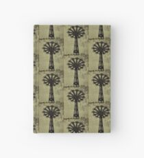 Bare Bones Parachute Hardcover Journal