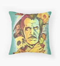 The Thriller King Throw Pillow