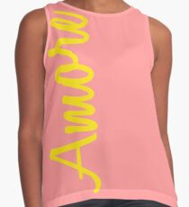 Are You Happy? Amore Contrast Tank