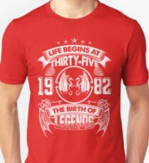 Born In 1982 T-Shirt