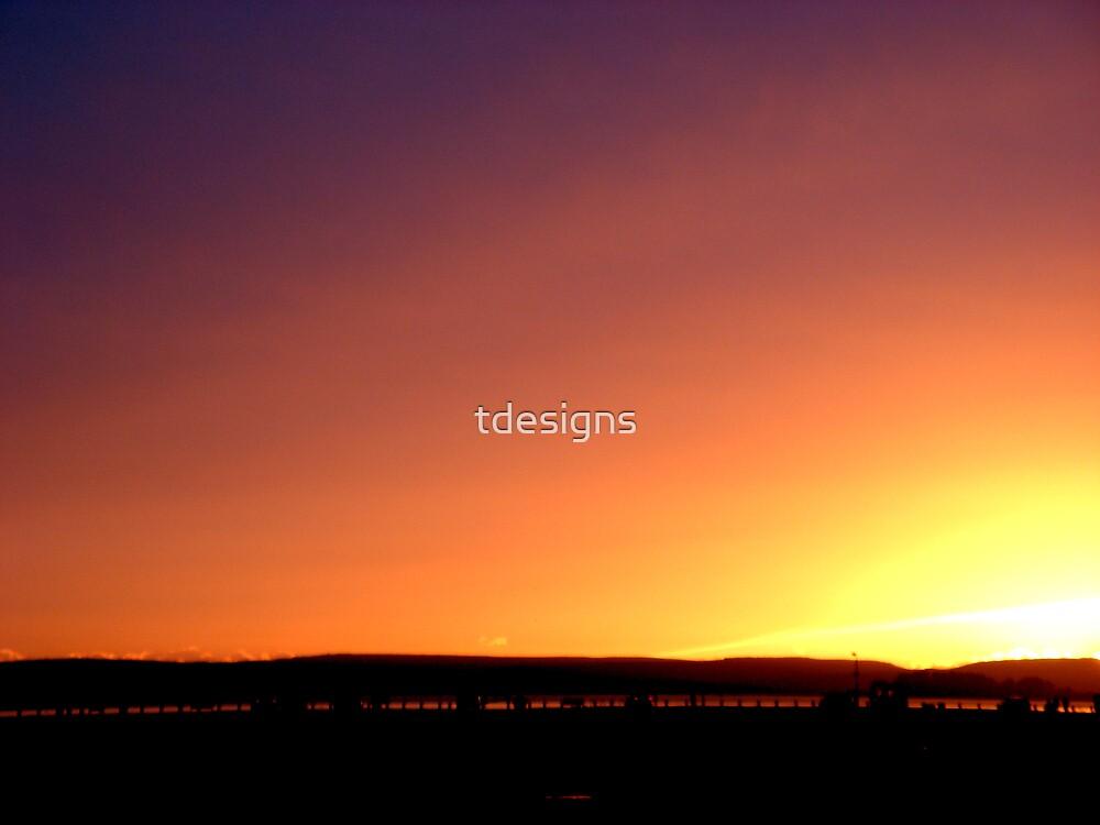 Golden Sunset 3 by tdesigns