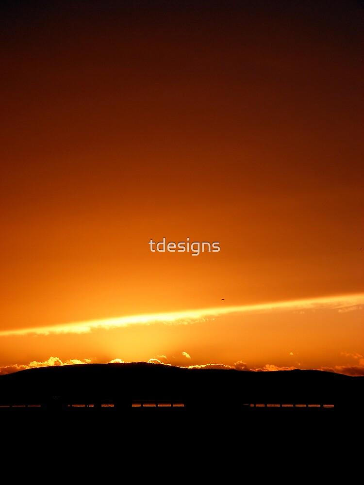 Golden Sunset 4 by tdesigns
