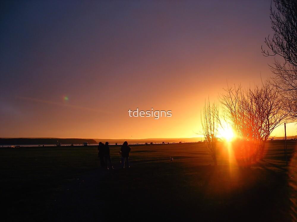 Golden Sunset 5 by tdesigns