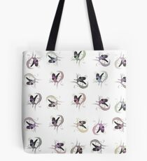 Love Bird (Pattern 1) Tote Bag
