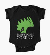 Sandstorm is coming Kids Clothes