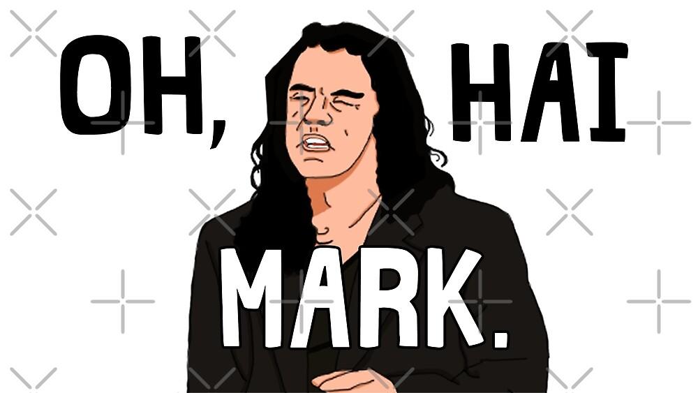 Oh, Hai Mark. by LUCYFERCHRIST