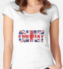 Crawley Women's Fitted Scoop T-Shirt