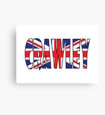 Crawley Canvas Print
