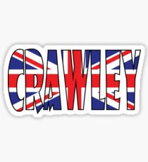 Crawley Sticker