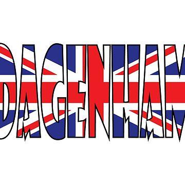 Dagenham by Obercostyle