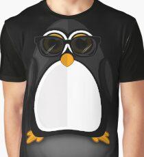 Cool Penguin Graphic T-Shirt