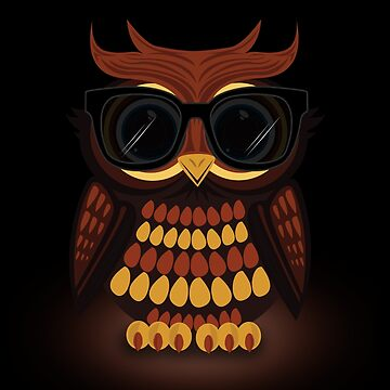 Cool Owl by Adamzworld
