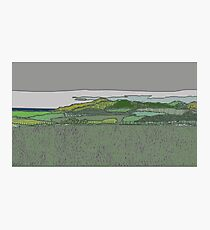 Country Hills Photographic Print