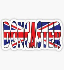 Doncaster Sticker