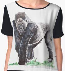 Silverback Gorilla Chiffon Top