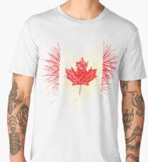 Canadian flag Men's Premium T-Shirt