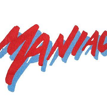 Maniac by SynthSkin
