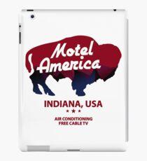 Motel America iPad Case/Skin