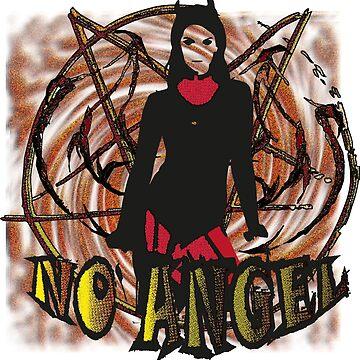 No angel Dirty by davecrokaert
