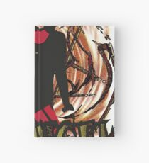 No angel Dirty Hardcover Journal