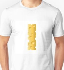 cheese letter I T-Shirt