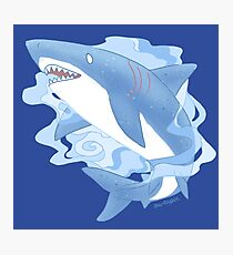 Ghost Shark Photographic Print