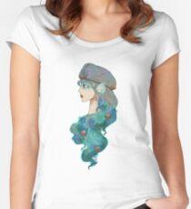 Sea Siren Women's Fitted Scoop T-Shirt