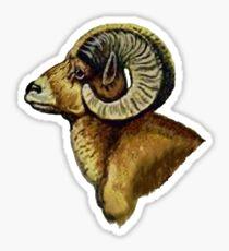 The Big Horn Sticker