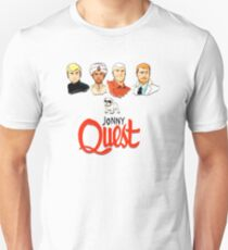 Jonny Quest. TV Series T-Shirt