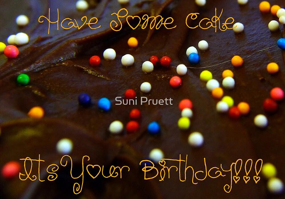 Eat Some Cake by Suni Pruett