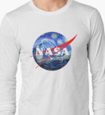 Starry NASA  T-Shirt