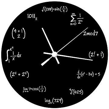 Nerd Clock by ruland