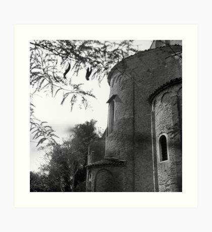 Torcello Cathedral Art Print