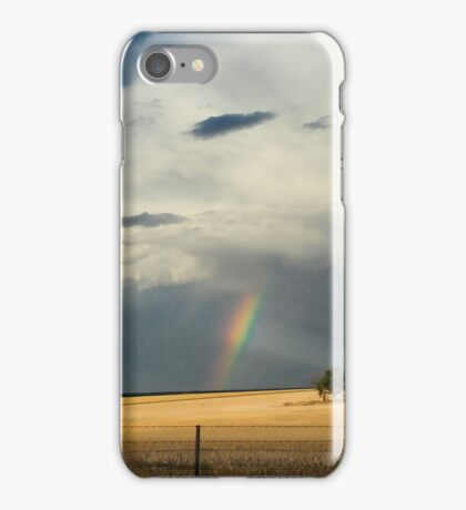 Hope is stronger than fear ... iPhone Case/Skin