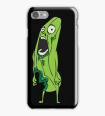 Zombie Pickle iPhone Case/Skin