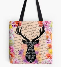 Heir of Fire Tote Bag