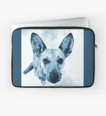 Carolina Blue Pup Laptop Sleeve